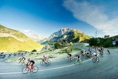 L'Etape du Tour führt auch dieses Jahr über tolle Anstiege. Foto: A.S.O.
