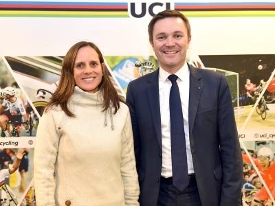 Nash zur Präsidentin der UCI Athletenkommission gewählt