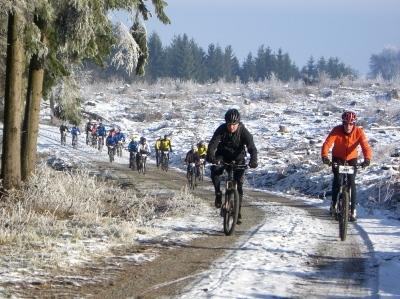 Fit durch den Winter mit den beliebten Country-Tourenfahrten
