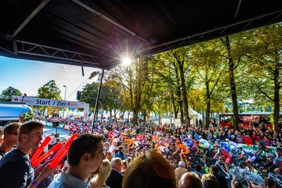 Heute Anmeldestart zum Münsterland-Giro