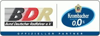 «Krombacher 0,0%» neuer Partner des BDR