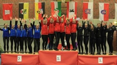 Aach dominiert Junior-Mannschafts-Cup der Kunstradsportler