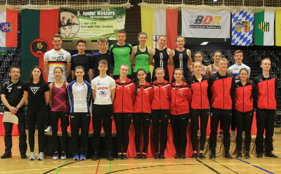 Hallenradsport: EM-Team steht nach 3. Junior Masters fest
