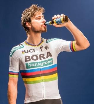 «Krombacher 0,0%»weitet Engagement im Radsport aus