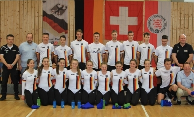 Hallenrad: U19-Sportler bei EM-Generalprobe erfolgreich