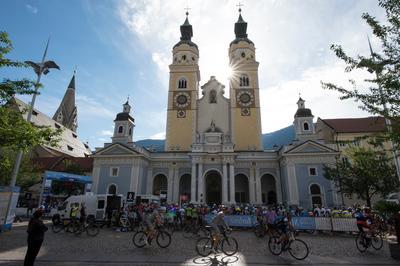 16. «Tour Transalp» startet Sonntag in Brixen