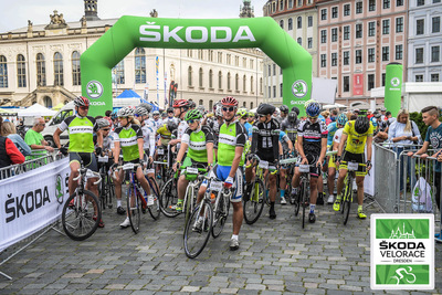 Škoda Velorace Dresden: Startplatz im Team mit Olaf Ludwig zu gewinnen