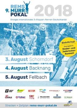 Rems-Murr-Pokal: Drei Tage Radsport mit starkem Fahrerfeld
