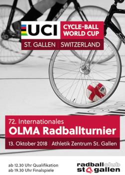 Radball-Weltcup: Stein siegt in St. Gallen gegen Waldrems