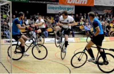 Radball: Höchst 2 gewinnt letztes Weltcup-Turnier - Vier deutsche Teams in Finale