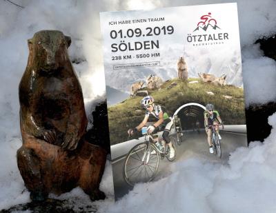 Ötztaler Radmarathon: Ab 1. Februar Anmeldung zur Startplatzverlosung