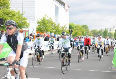 Škoda Velotour in Frankfurt bietet allen Jedermännern etwas