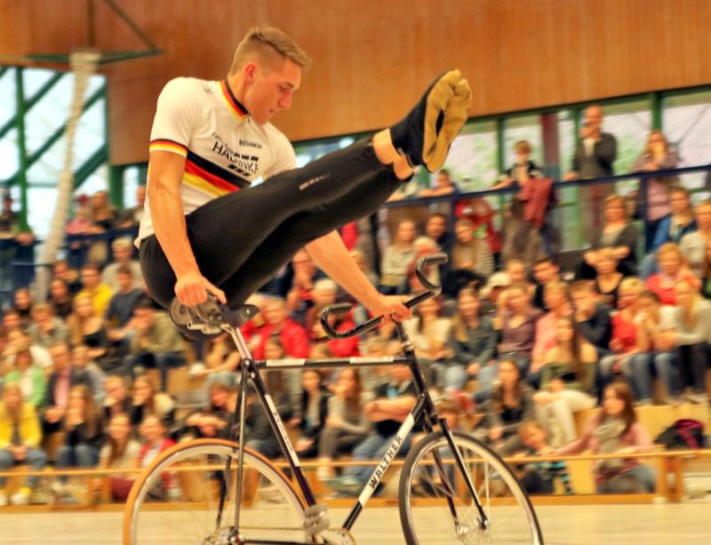 Simon Köcher ist Teil des EM-Teams. Foto: Wilfried Schwarz