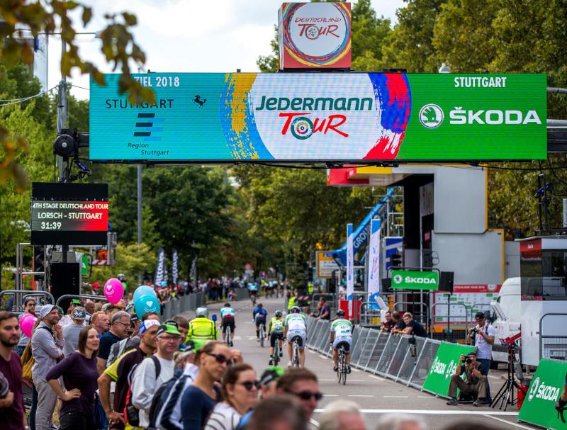 D-Tour: Jedermann Tour über zwei Strecken durch Thüringen