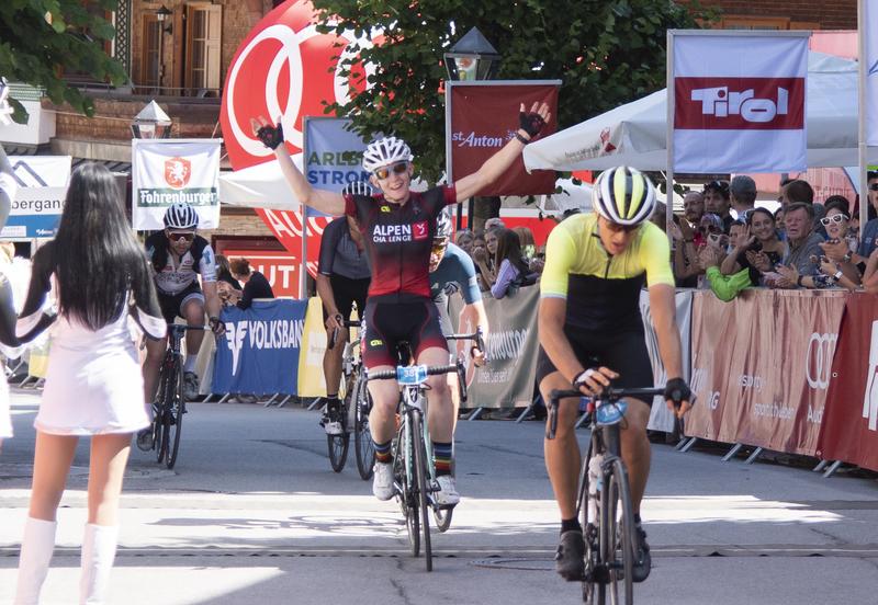Zoller und Nothegger gewinnen Arlberg Giro
