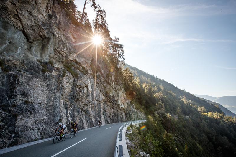 Kufsteinerland Radmarathon mit neuer Strecke in die vierte Austragung