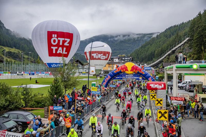Viele bekannte Gesichter beim Ötztaler Radmarathon 2019 - 15 Stunden Live-Übertragung