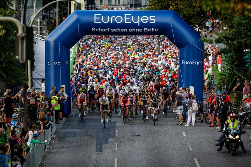 Hamburger Cyclassics feiern 25. Jubiläum - Anmeldestart zum Jedermannrennen