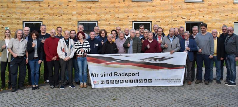 BDR-Kommission Breitensport traf sich zur Bundeskonferenz