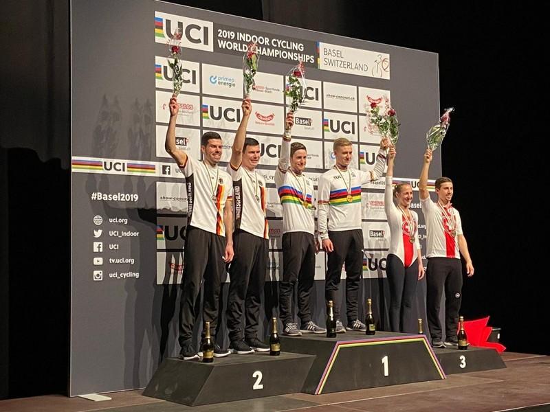 BDR dominiert Titelkämpfe in Basel