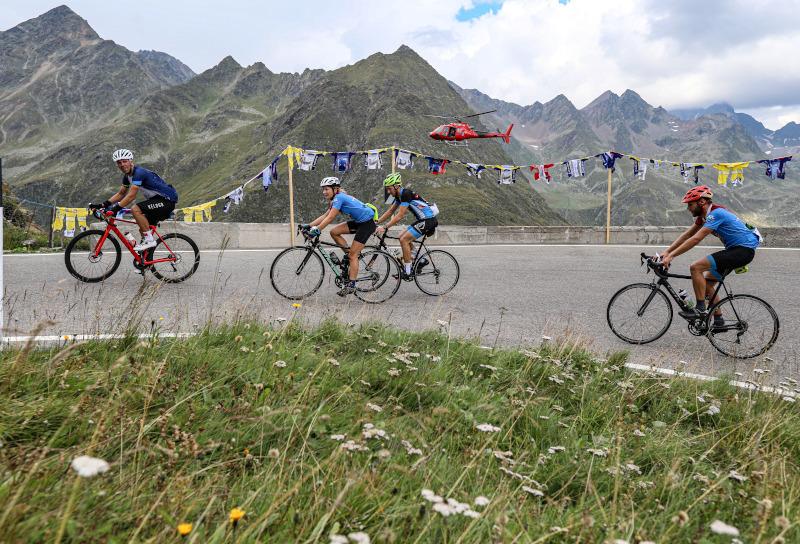 Anmeldung zum Ötztaler Radmarathon öffnet am 1. Februar