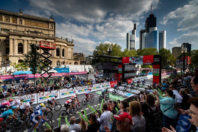 Eschborn-Frankfurt verspricht 2020 wieder ein Fahrradfeiertag zu werden