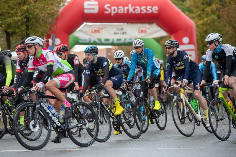 Freitag Anmeldestart für Jedermannrennen beim Münsterland Giro