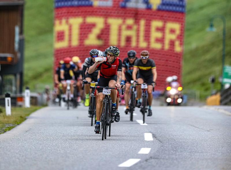 4000 Startplätze für Ötztaler Radmarathon ausgelost