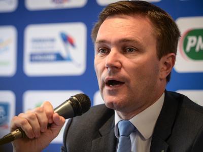 UCI-Präsident Lappartient ruft zu Solidarität in der Radsport-Community auf