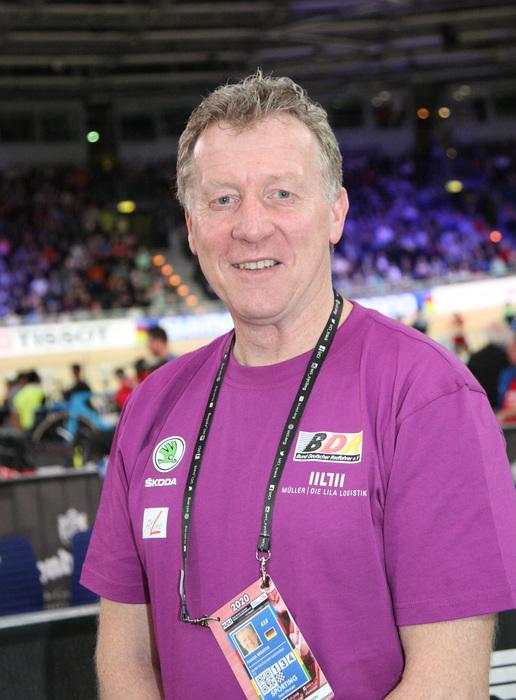BDR-Sportdirektor Patrick Moster. Foto: Mareike Engelbrecht