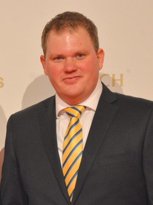 Jan Schlichenmaier, stellvertretender Vorsitzender der Radsportjugend. Foto: BDR