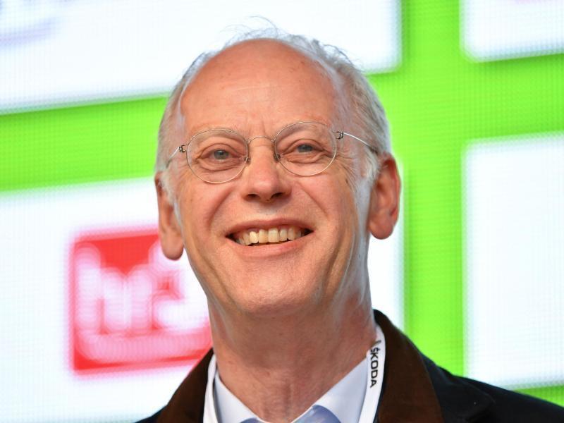 Rudolf Scharping, Präsident des Bundes Deutscher Radfahrer (BDR). Foto: Archiv/Arne Dedert/dpa