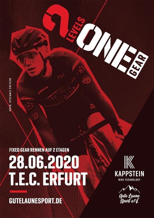 «2 Levels One Gear» in Erfurt für Ende Juni geplant