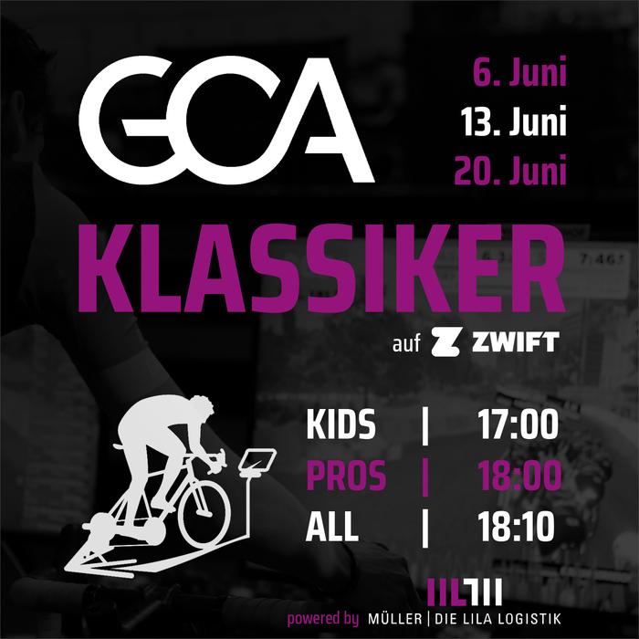 «GCA Klassiker» mit Jedermannrennen