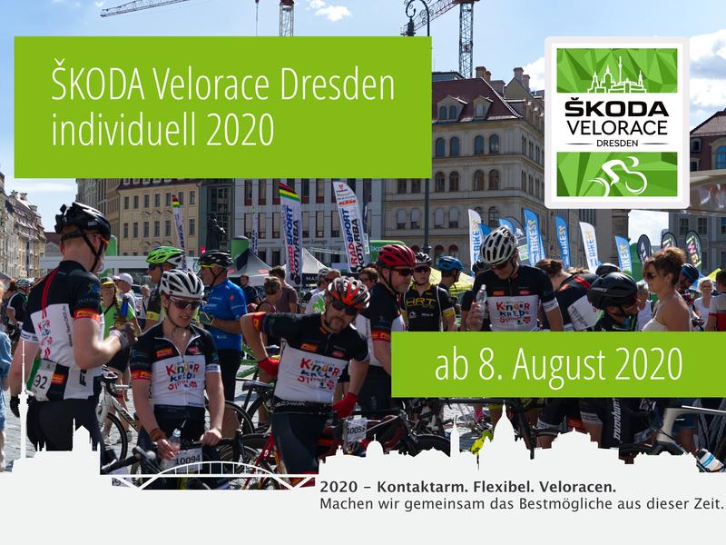 Individuell, kontaktarm und flexibel: Škoda Velorace 2020