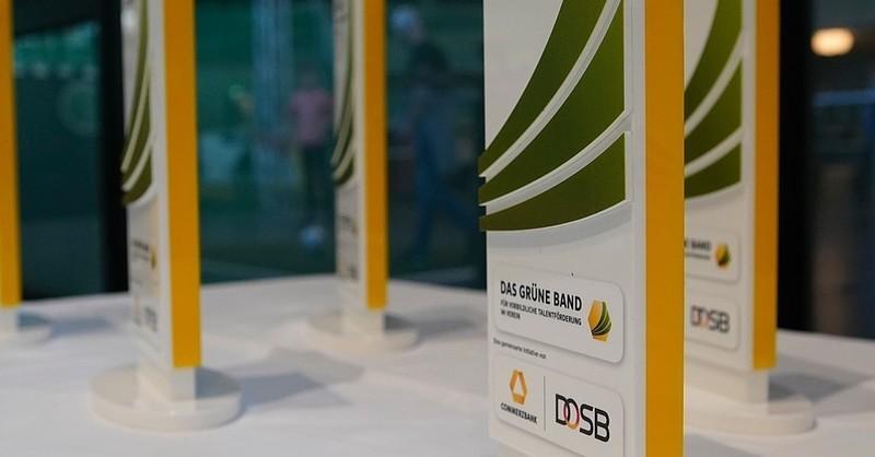 DOSB verleiht auch 2021 wieder das «Grüne Band»
