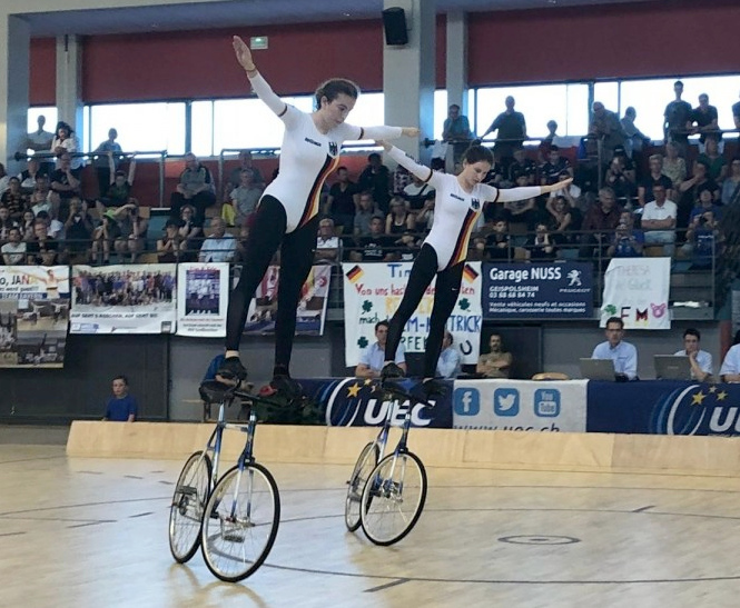 Hallenradsport in Corona-Zeiten: «Normalbetrieb ist das Ziel» - EM-Quali soll stattfinden