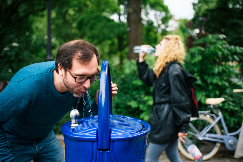 Ruhrtal-Radweg bekommt Trinkwasser-Tankstellen