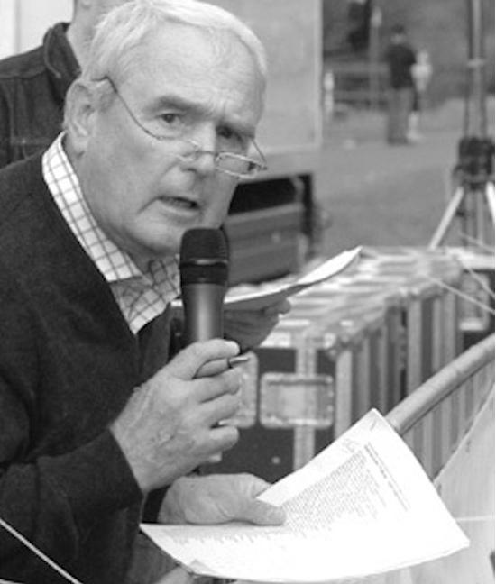Hans-Dieter Buthmann ist gestorben. Foto: privat