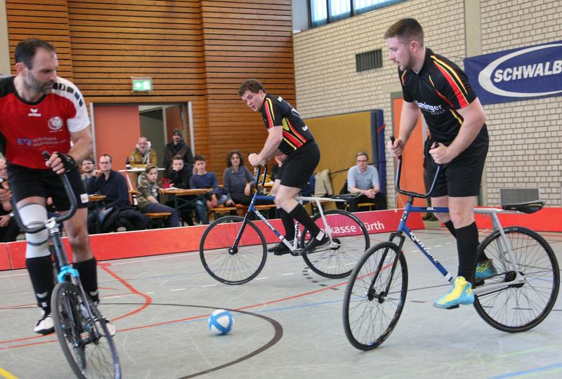 Auftakt des Radball-Weltcups am Samstag in Österreich