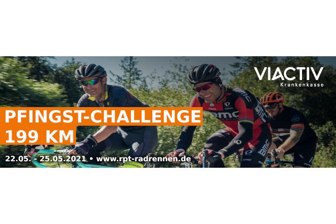 «Viactiv Pfingst Challenge»: Über Pfingsten 199 Kilometer auf dem Rad
