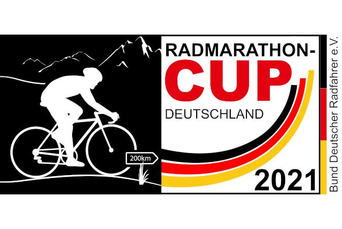 Radmarathon-Cup Deutschland: Bis Ende Juni in der Hybrid-Variante