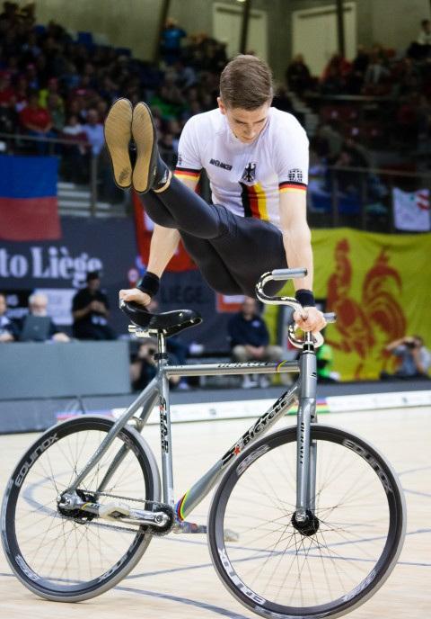 Erster Kunstrad-Weltcup seit über einem Jahr