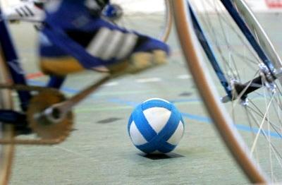 Derzeit findet eine verkürzte 1. Radball-Bundesliga statt. Foto: Archiv/Mareike Engelbrecht