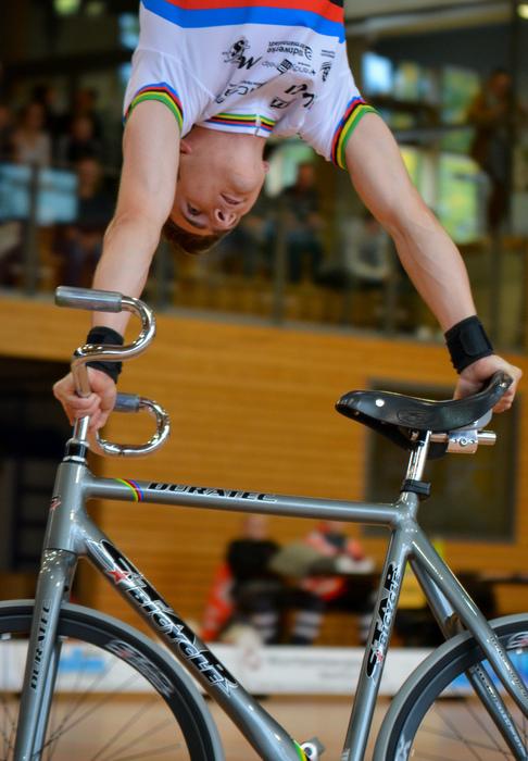 2. German Masters: Slupina fährt Weltrekord