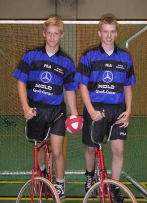Creel/Reichert gewinnen Japan Cup 2004